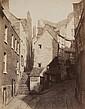 Hugh Owen (1806-1866) Street in Bristol, 1854.