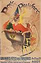 NOURY, Gaston (1866 -?) POUR LES PAUVRES