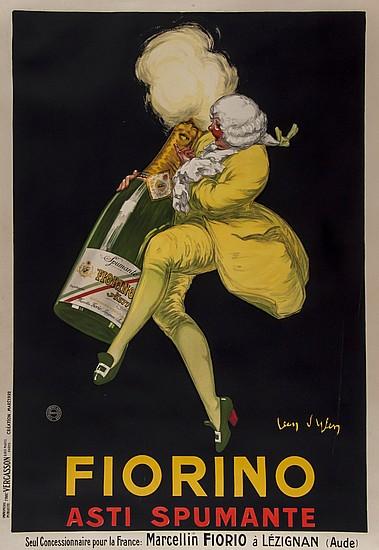 D'YLEN, Jean (1866-1938) FIORINO, ASTI SPUMANTE