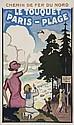 GRUN, Jules-Alexandre (1868-1934) LE TOUQUET.
