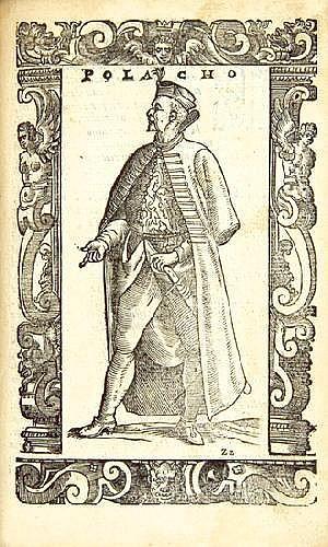 VECELLIO, Cesare (ca. 1521-1601). De gli habiti