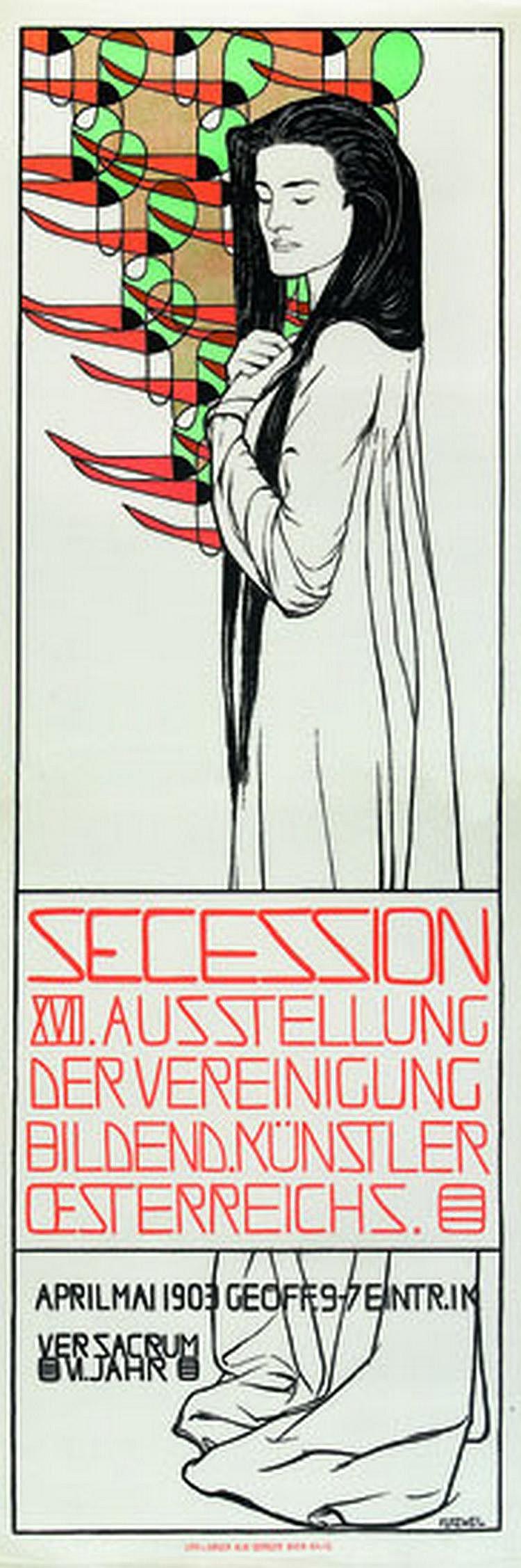 KURZWEIL, Max (1867-1916) SECESSION XVII