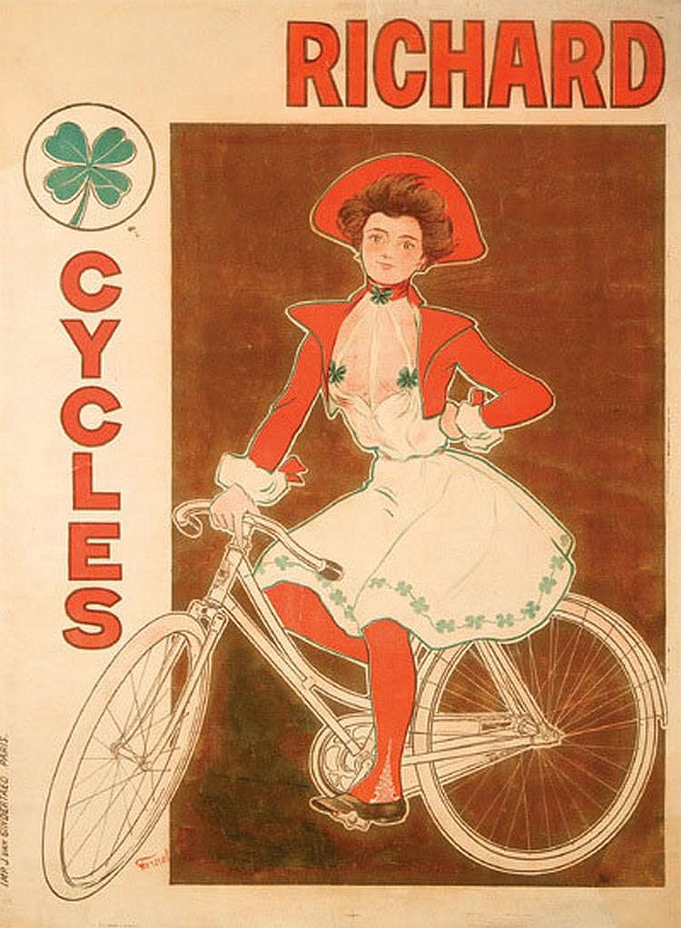 FERNEL, Fernand [1872-1934] RICHARD CYCLES