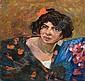 Giuseppe Rivaroli (1885-1943) Ritratto della, Giuseppe Rivaroli, Click for value