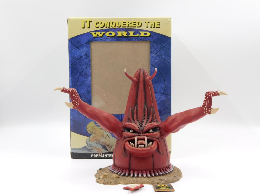 It Conquered the World Figure