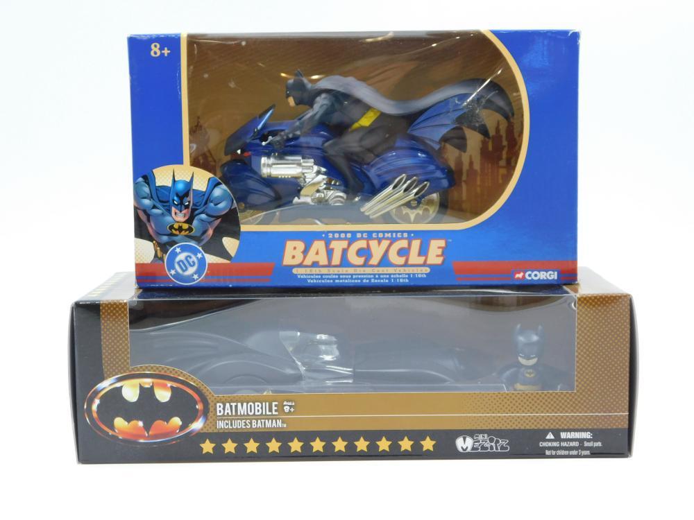 Lot of 2 Batman Vehicles