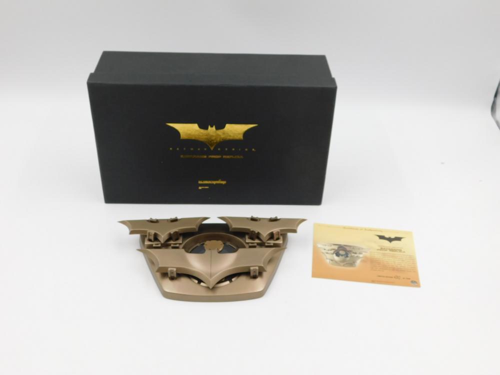 Batman Begins Batarang Movie Prop Replica