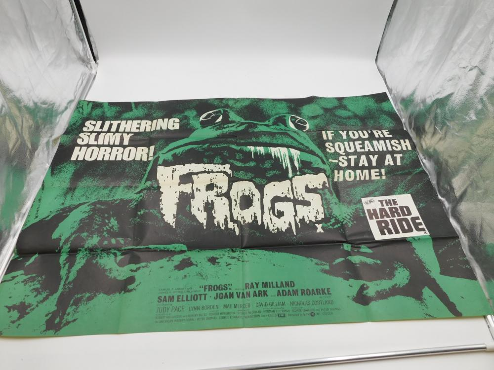 Original Poster from Frogs