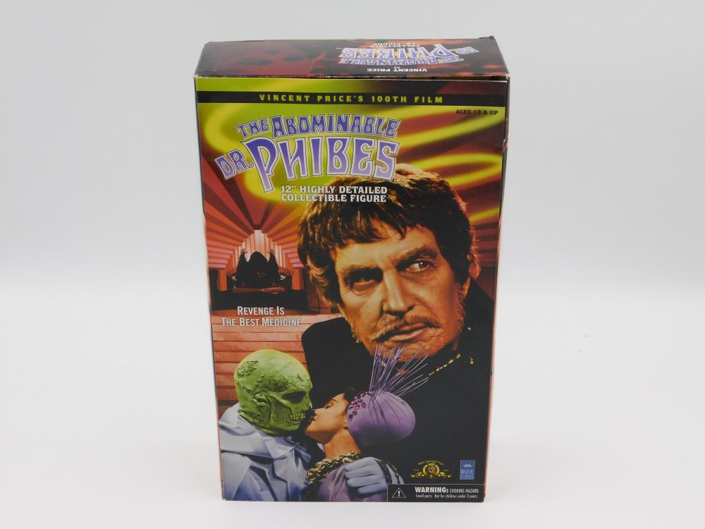 The Abominable Dr. Phibes Figure