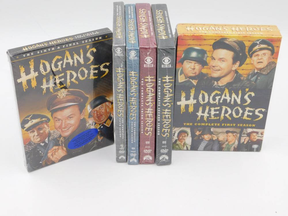 Hogan's Heroes Seasons 1-6 Box Sets