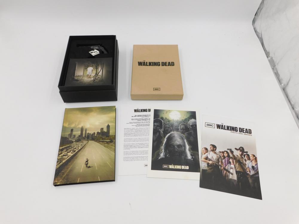 The Walking Dead Season 1 Press Kit DVD Box Set