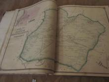 New historical atlas of Middlesex County NJ Illustrated. Everts and Stewarts, 1876.
