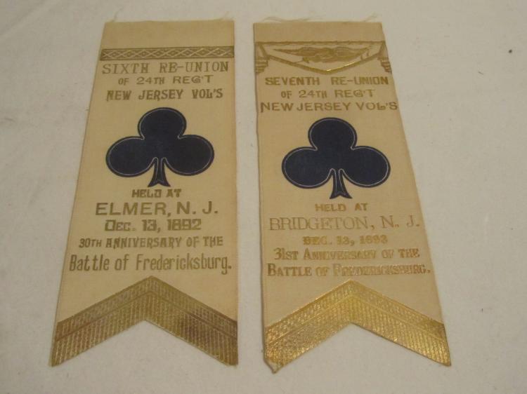 2 24th NJ Reunion Ribbons