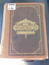 The history of Hunterdon and Somerset County, NJ 1881