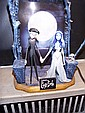 Tim Burton's Corpse Bride custom lamp diorama
