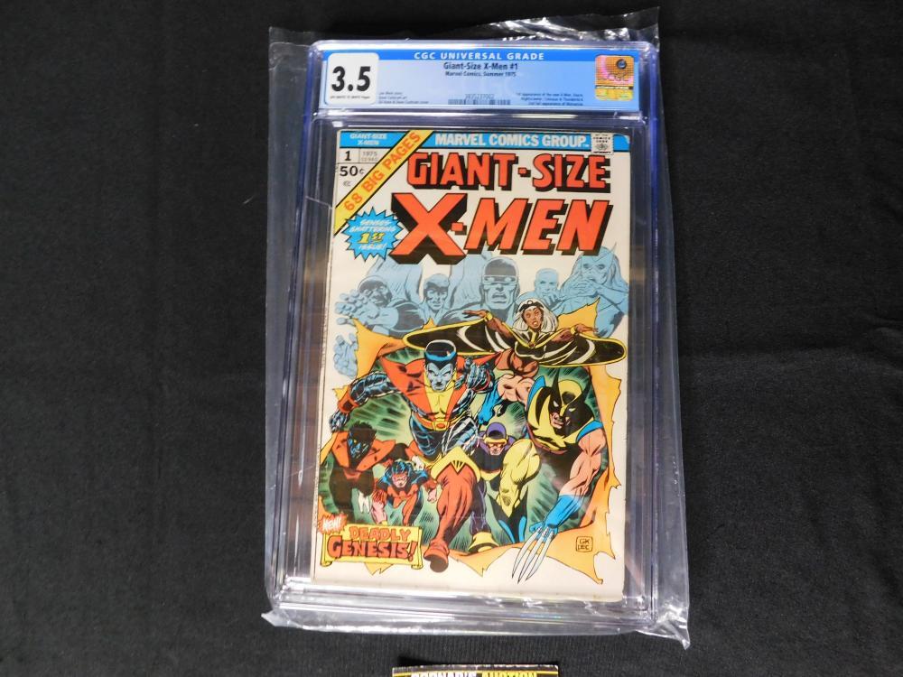 Giant Size X-Men #1 - CGC 3.5