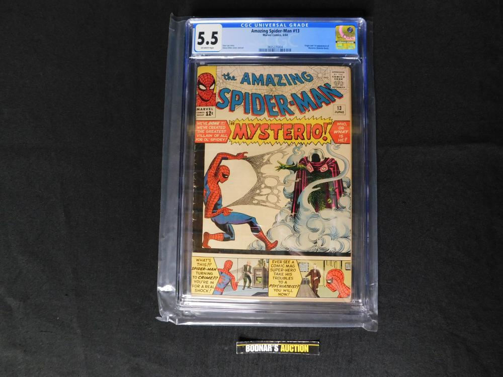 Amazing Spider-Man #13 - CGC Graded 5.5