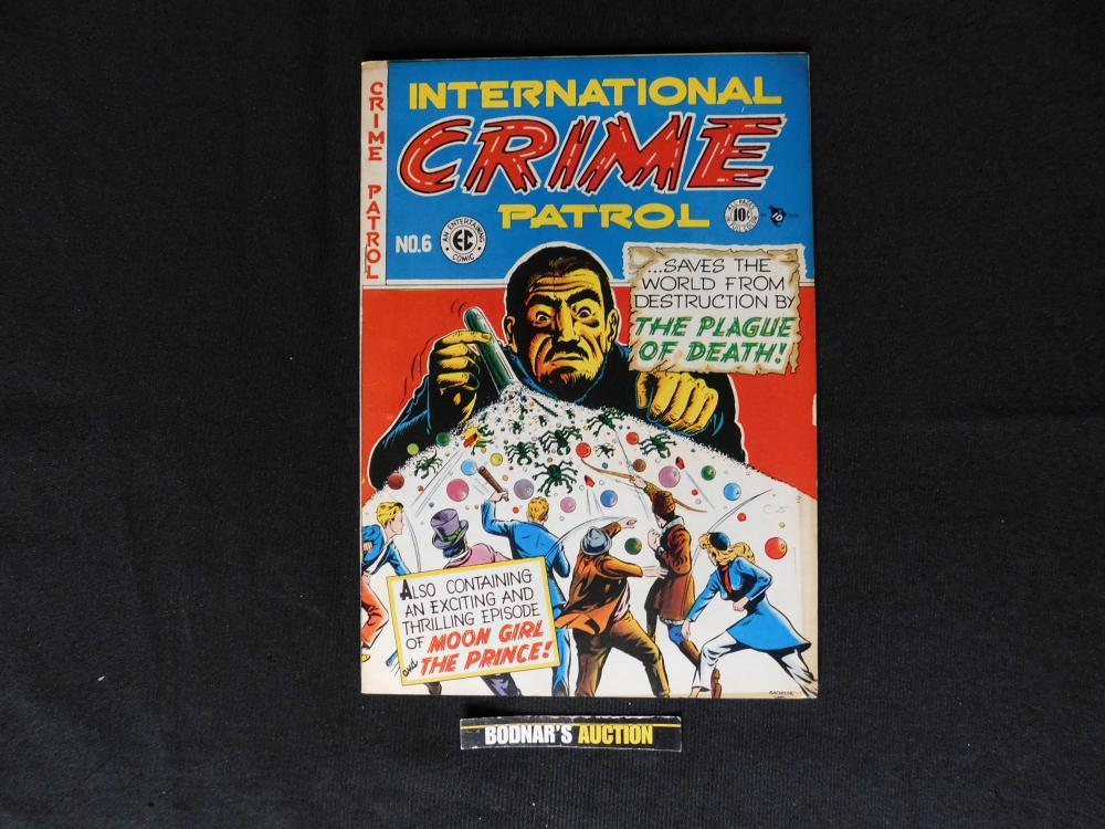 International Crime Patrol #6 - Golden Age