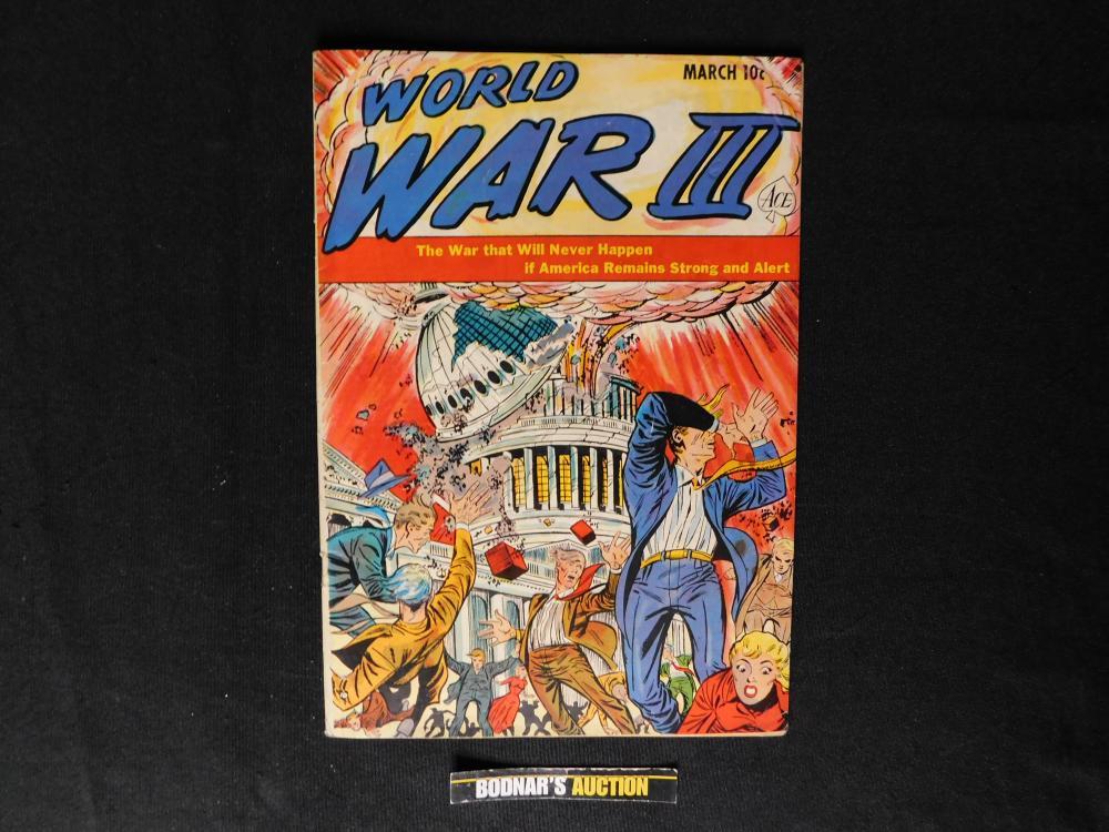World War III #1 - Ace Magazines
