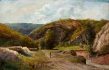 Telepy Károly (1828-1906): Landscape