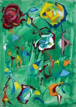 Litkey György (1907-1975): Ballet of the roses