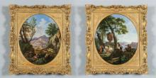 Antiques and Paintings XIX Century