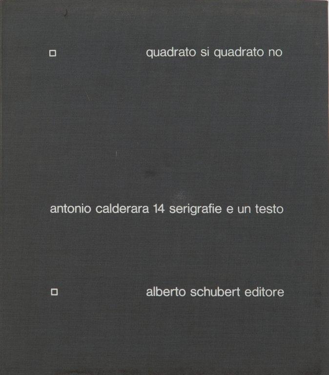 CALDERARA ANTONIO