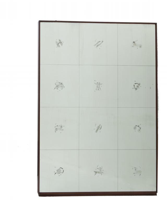 Uno specchio da parete anni 40 cristallo for Lots specchio