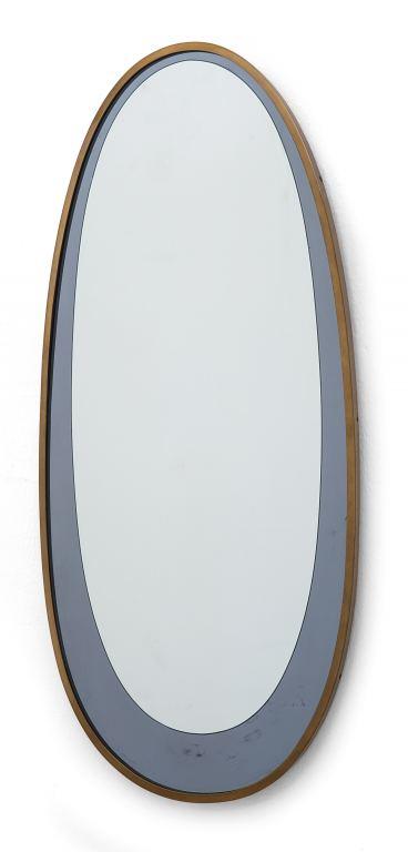 Uno specchio da parete anni 39 60 ottone for Lots specchio