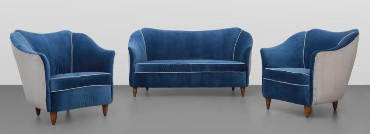 Due poltrone e un sofa 39 anni 39 50 strutture - Poltrone e sofa paris ...
