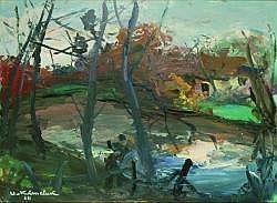 Art Moderne et Contemporain: Vasyl KHMELUK -