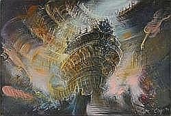 Art Moderne et Contemporain: Pierre CLAYETTE -