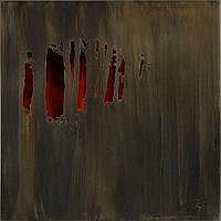 Art Moderne et Contemporain: ARNO - La forêt rouge