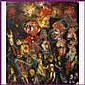 Attribué à Fred PAILHES (1902-1991) Personnages, Fred Pailhes, Click for value