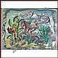 Zygmunt DOBRZYCKI (1896-1970) Scène surréaliste, Zygmunt Dobrzycki, Click for value