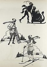 I giochi della montagna   1920s-1930s
