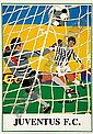 Poster sport - JUVENTUS F.C., Ugo Nespolo, Click for value