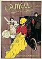 Mele Collection poster fashion, Leonetto Capiello, Click for value