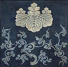 THREE FABRICS Japan, early 20th century