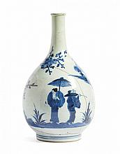 A BOTTLE Japan, second half of the 17th century