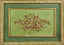 A PANEL WITH FRIEZE In 18th Century