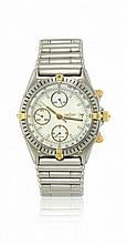 MEN'S WRISTWATCH BREITLING CHRONOMAT 81950, 1990 CIRCA