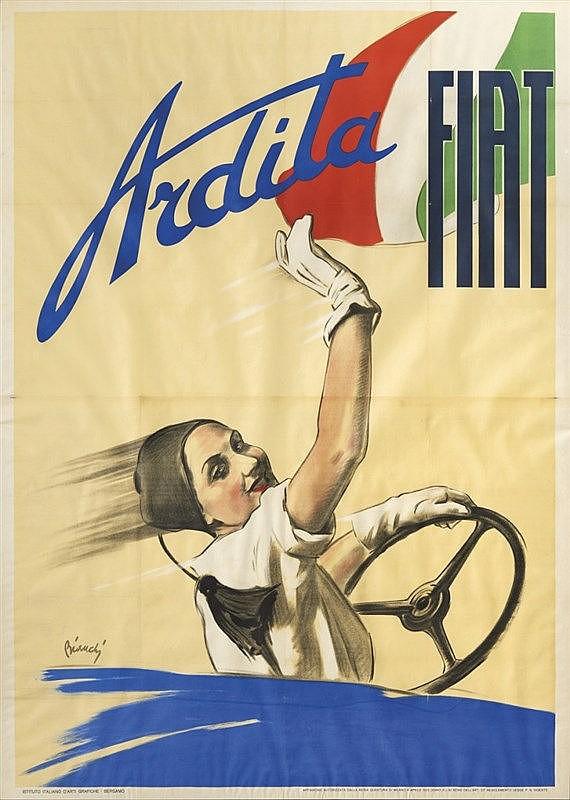 vintage italian posters - 435×613