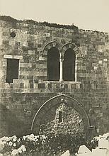 Jérusalem, Hopital de Sainte Hélène face sud