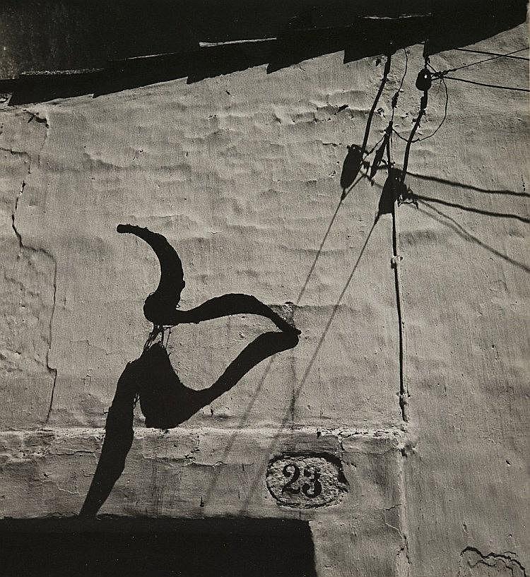 Mimmo Castellano  1932 - Muro ombre Statte  1962