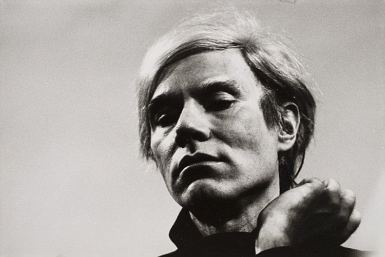Paola Agosti  1947 - Andy Warhol  1971
