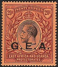 Overseas German Eastern Africa