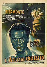L'atleta di cristallo con Enzo Fiermonte