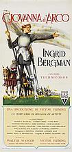 Giovanna d'Arco (Joan of Arc) con Ingrid Bergman