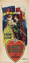 Il conte di Essex (The private life of Elizabeth and Essex) con Errol Flynn